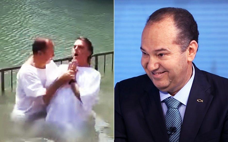 Preso pela PF, pastor batizou Bolsonaro e já virou meme com suposto pum no  JN - Jornal CORREIO | Notícias e opiniões que a Bahia quer saber