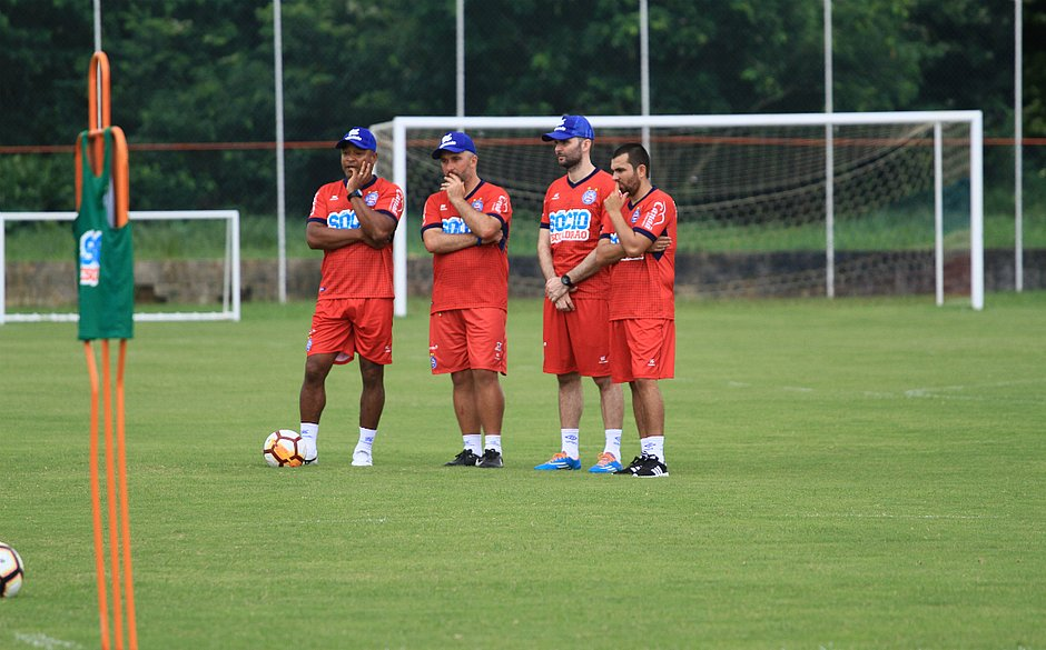 Roger Machado ainda não venceu como visitante no comando do Bahia