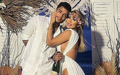 MC Kevin, que era casado com Deolane, estava em quarto de suíte com amigos e uma modelo