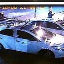 Caso foi registrado por câmera de segurança