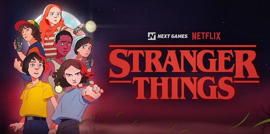 Netflix anuncia jogo da série Stranger Things