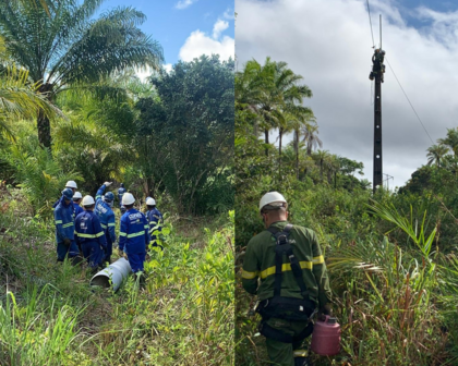 Problema emlinha de transmissão deixa Boipeba e Morro de São Paulo sem energia elétrica