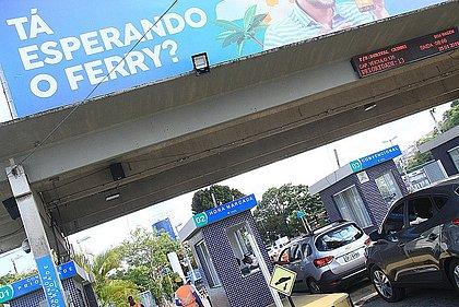 Novas tarifas do ferry-boat entraram em vigor neste sábado (14)