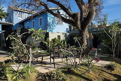 A CASACOR Bahia 2018 acontece até 11 de novembro na Chácara Baluarte, no Santo Antônio Além do Carmo