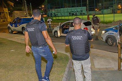 Em toda a Bahia, 12 pessoas são autuadas por descumprir toque de recolher