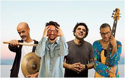 Cesinha, Saulo, Davi Moraes e Luciano Calazans