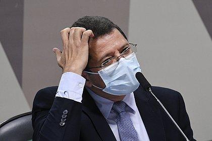 CPI da Covid: Secretário do Amazonas pediu cloroquina a ministério em janeiro