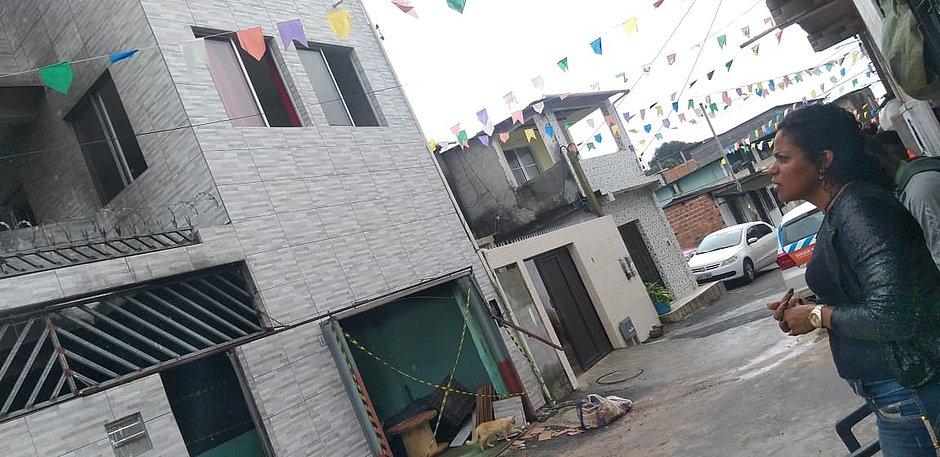 Incêndio destrói ateliê de costura em Valéria; prejuízo é de R$ 50 mil