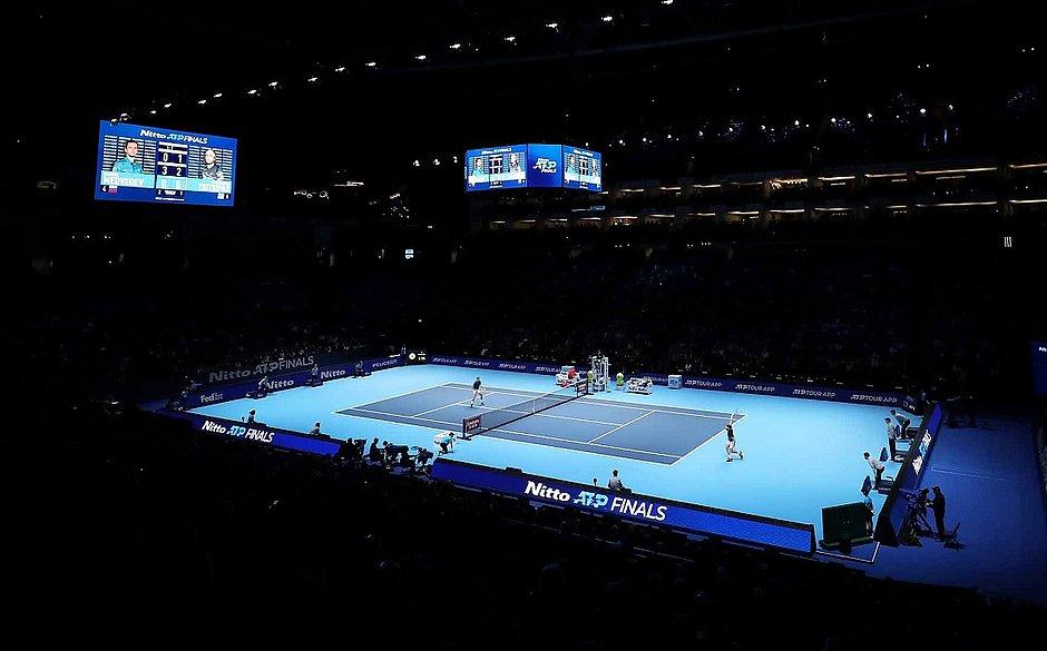ATP Finals, em Londres, vai encerrar a temporada