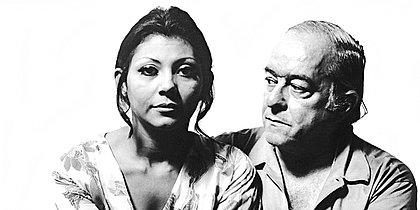 Morena Flor de Vinicius de Moraes revela intimidades do casal em documentário