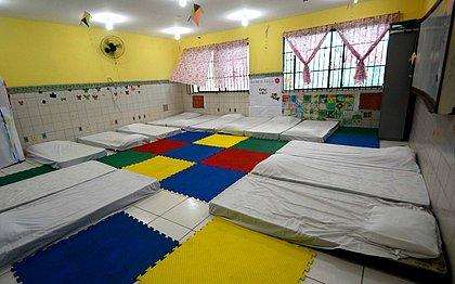 Centro de acolhimento já atende 50 crianças em primeira noite do Festival Virada