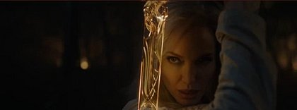 Angelina Jolie viverá a mítica guerreira Thena