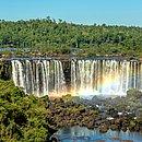 Foz do Iguaçu está aberta, mas turista não pode atravessar fronteira ainda