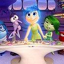 No filme Divertida Mente (Disney Pixar), as cinco emoções básicas são representadas pelos personagens Tristeza, Medo, Alegria, Nojinho e Raiva