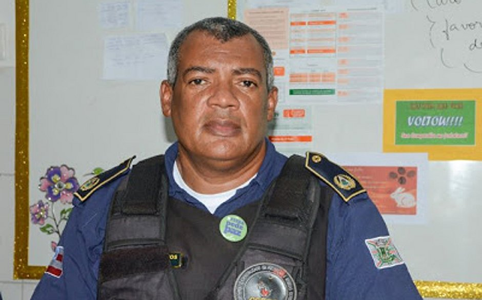 Comandante da Guarda Municipal de Feira morre com suspeita de coronavírus