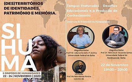Com participação de reitores, evento discute identidade, patrimônio e memória da Bahia
