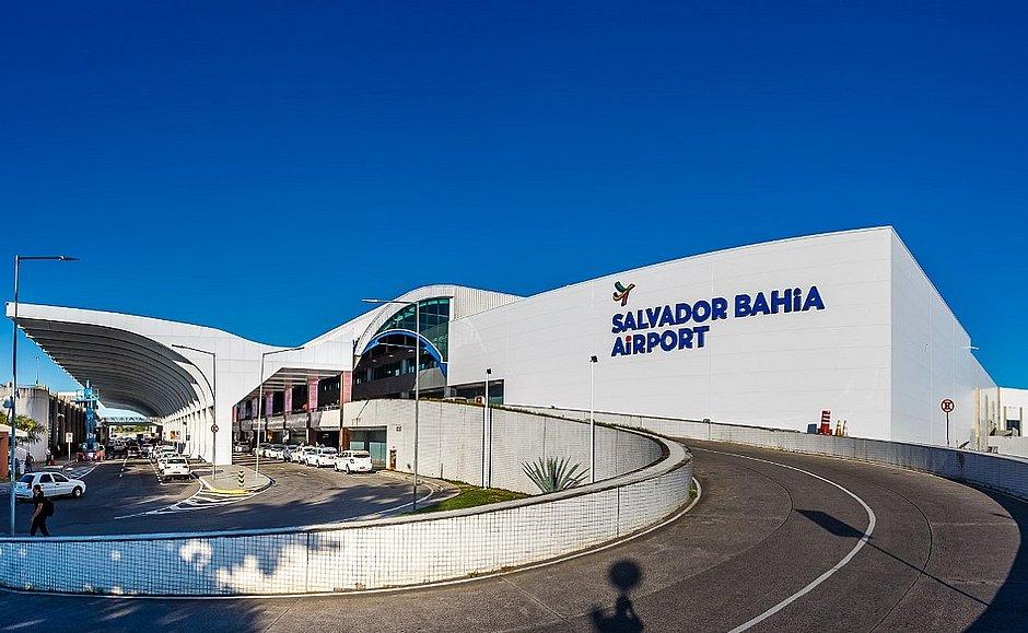 O Bahia Salvador Airport também está no combate ao Coronavírus