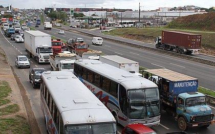 Trecho da BR-324 em Salvador está entre os 5 mais letais no país