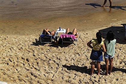 Praias estarão fechadas a partir de quinta em Salvador