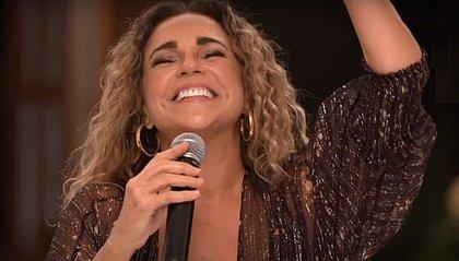 Daniela Mercury dedica live a Moraes Moreira: 'Nos deu voz'