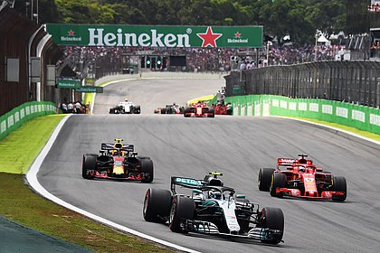 Fórmula 1 oficializa, e Brasil não terá GP pela primeira vez desde 1973