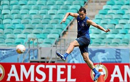 Meia Rodriguinho é uma das armas do Bahia para avançar às oitavas da Copa Sul-Americana