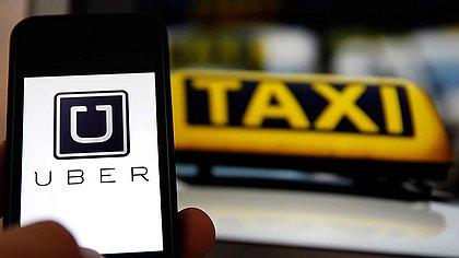 Uber terá opção para chamar táxi a partir de agosto em SP
