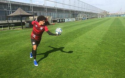 Felipe Gedoz é a esperança do Vitória na Série B