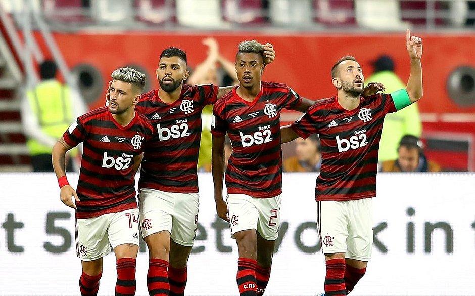 O Flamengo venceu o Al Hilal e conseguiu vaga na final do Mundial de Clubes