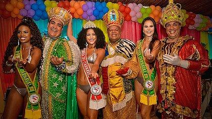 Jessie de Oliveira de Almeida foi a rainha no ano passado