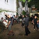 Estudantes da Organização Dandara Gonçalves forma impedidos de acompanhar o espetáculo, depois do episódio da sessão anterior