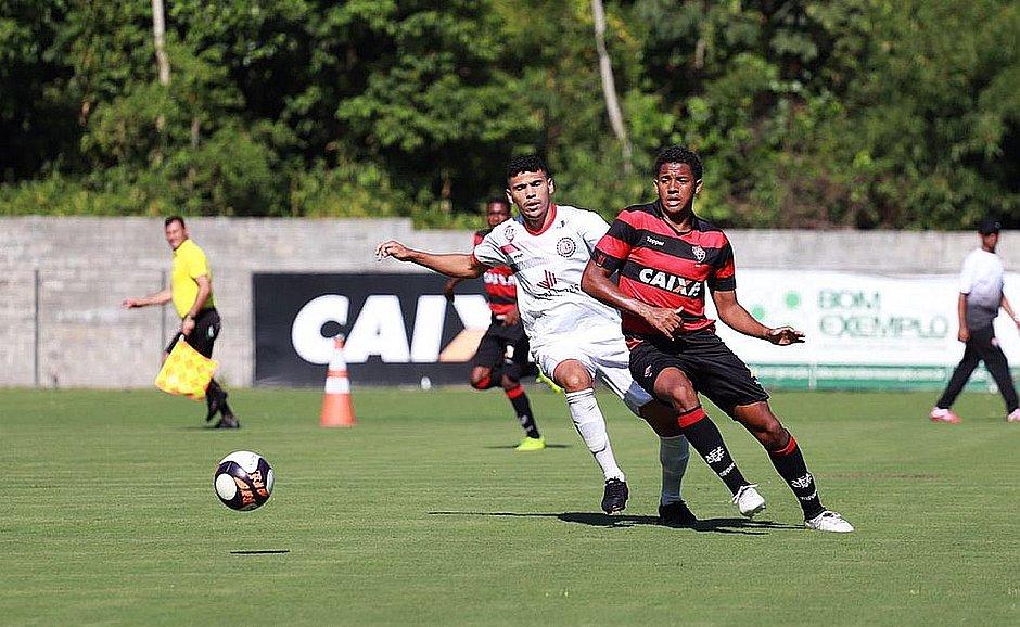 Equipe Sub-20 do Vitória bate o Atlético de Alagoinhas - Jornal ... 18c0f72c482c1
