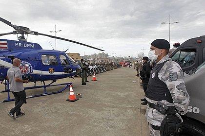 Governo lança Operação Verão e quadruplica premiação por desempenho policial