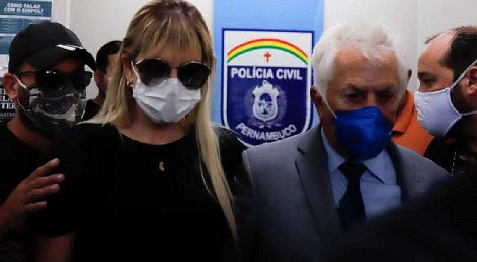 Denúncia feita pelo MPPE contra Sarí Corte Real foi acatada pela Justiça