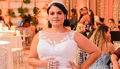 Com desfile de gordas, evento traz tendências para noivas em Salvador