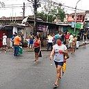 São Marcos teve muita gente nas ruas no primeiro dia de medidas restritivas mais duras