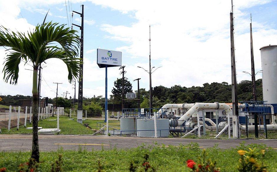 Aterro começou a produzir crédito de carbono a partir de 2005