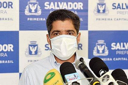 Taxa de ocupação de leitos de UTI para covid-19 em Salvador cai para 68%