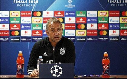 Após 8x2 no Barça, técnico do Bayern quer intensidade contra Lyon