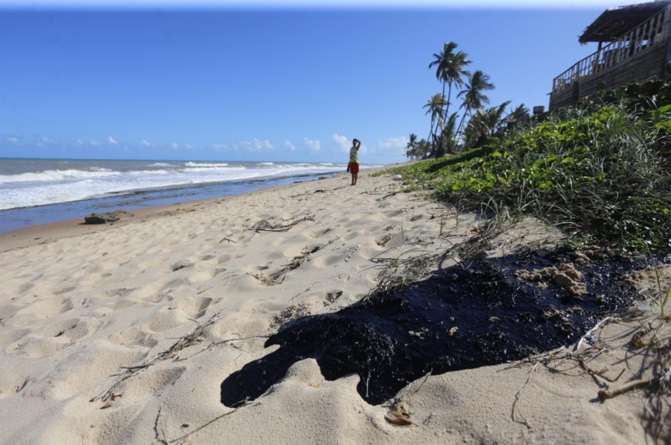 Ufba indica que petróleo no mar do Nordeste é de origem venezuelana
