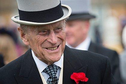 Prestes a completar 100 anos, príncipe Phillip é internado na Inglaterra