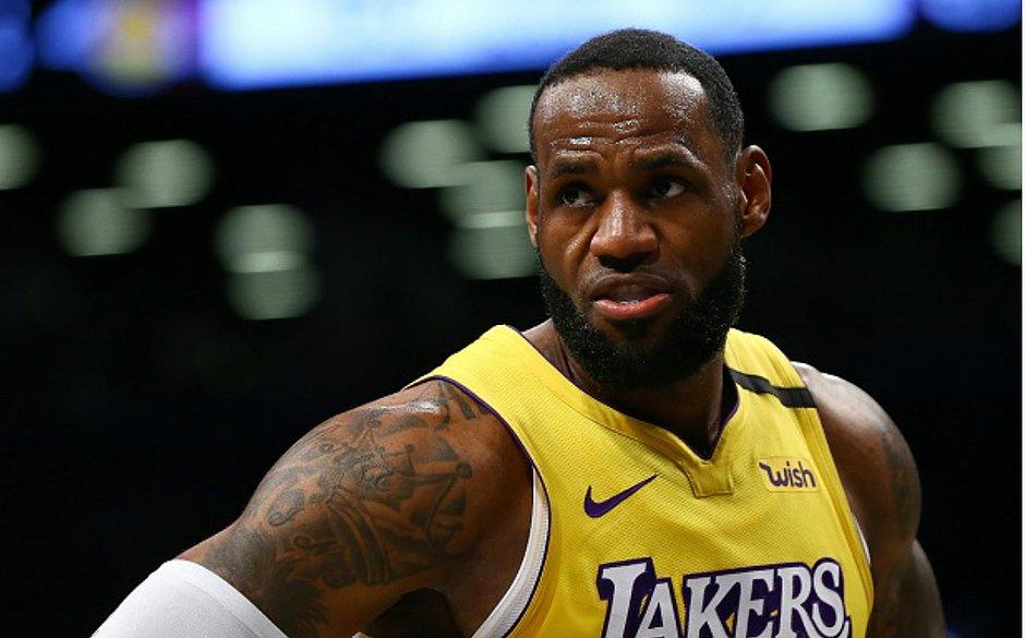 LeBron James será capitão do All-Star Game