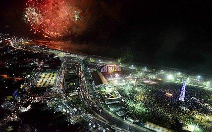 Festival Virada Salvador já é o segundo evento de maior atratividade da cidade