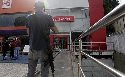 Em 2020, sete agências foram atacadas na Bahia, sendo quatro delas em Salvador.