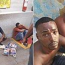 Tio e sobrinho foram entregues para traficantes, que os mataram