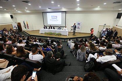 Plano que vai orientar governo da Bahia nos próximos quatro anos é lançado