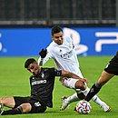 Casemiro marcou o gol do empate do Real Madrid com o
