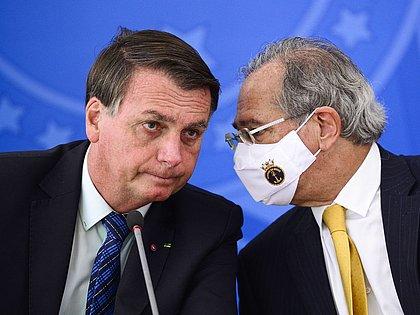 Bolsonaro diz não ter como e que não vai interferir na Petrobras