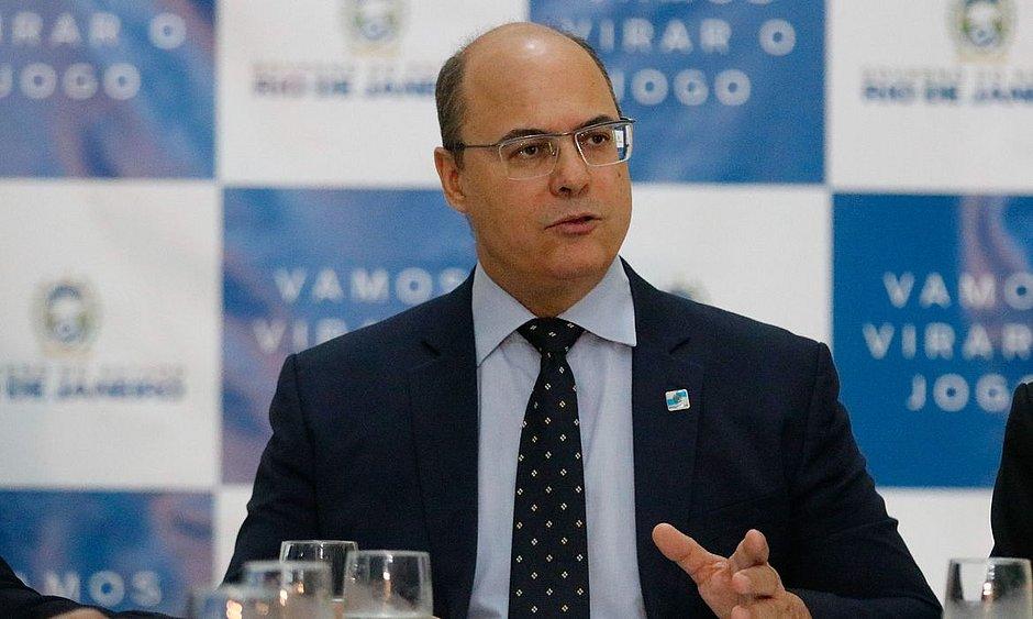 Alerj vota impeachment de governador afastado do Rio, Wilson Witzel