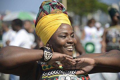 A Marcha das Mulheres Negras também comemora o Dia da Mulher Negra Latino-Americana e Caribenha